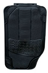 Autocare Rubber Car Mat Set - Black AC1817